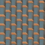 Wallstitch Wallpaper DE120076 By Design id For Colemans